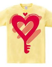 Heart & key 02