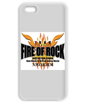 The FIRE OF ROCK