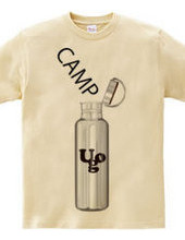 CAMP bottle