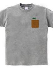Orange Pocket