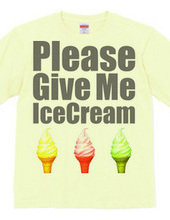 Please Give Me IceCream