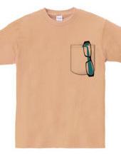 Fake Eyeglass in your Pocket