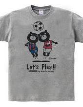 soccer&Easy Bear