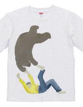 Bear throw