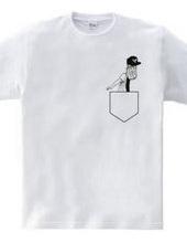 Pocket Skateboarder