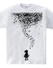 音楽のシャワー