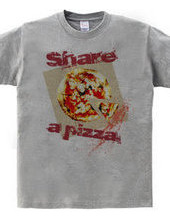 Share a pizza.
