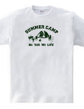 SUMMER CAMP T Green version