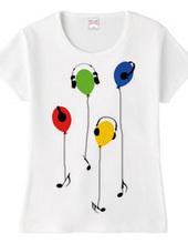 music balloon