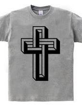不可能立体「cross」