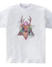Deer paint
