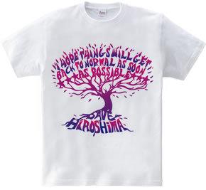 SAVE HIROSHIMA TREE