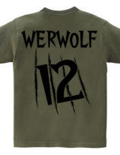 Creatures series-T (werwolf)