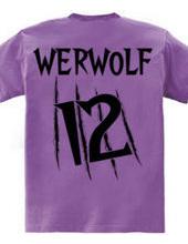 Creatures series-T (werwolf)