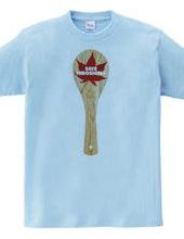 Maple paddle