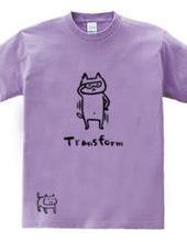ネコのトランスフォーム