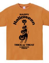 Halloween Black Cat   Tower