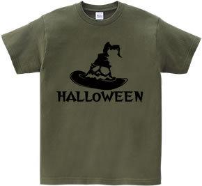 ハロウィン帽子Tシャツ