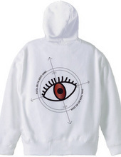 Pistol and Knife Hoodie