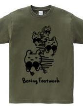 BOXING -Footwork & Bear-