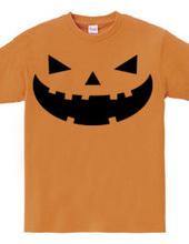 Halloween Pumpkin Lantern face