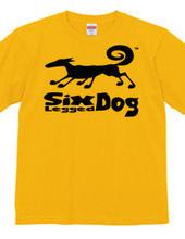 Six Legged Dog Logo