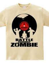 Battle against zombies