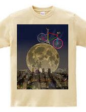 Moon Bicycle