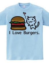 I Love Burgers
