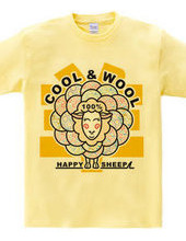 COOL & WOOL 100  of sheep