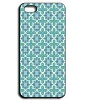 Arabesque Iphone case(BLUE)