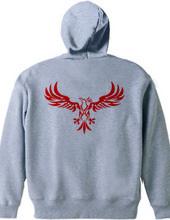 赤い鷲(ロゴなし)