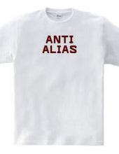 ANTI ALIAS(RED)