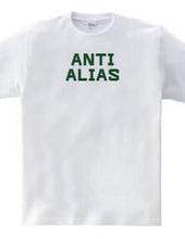 ANTI ALIAS(GREEN)