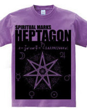 Star heptagon