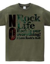NO rock NO life