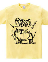 ニャーTシャツ