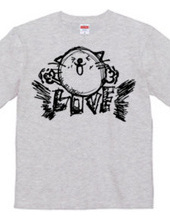 Cats love T shirt