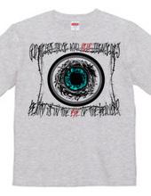 Who's eye?