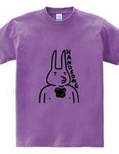 ハンサムウサギ