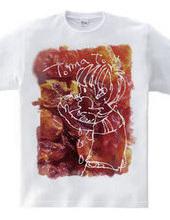 トマトとドライトマト