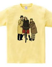 Arthur, Franz, & Odile