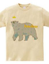 polar bear(crown)