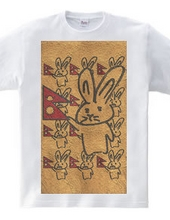 ネパール支援ウサギ 2