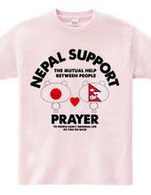[Nepal aid charity T shirts: Markman Jap