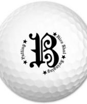 Alphabet ball B