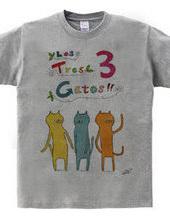 Los Tres Gatos 2