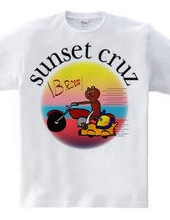 sunset cruz