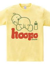 hoopoのハイハイ