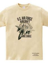U.S. AIR FORCE F-15E STRIKE EAGLE Maximu